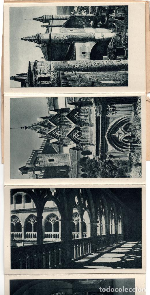 Postales: CÁCERES.- MONASTERÍO DE GUADALUPE. FOTO RODRÍGUEZ. - Foto 4 - 191098237