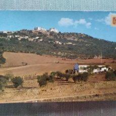 Postales: POSTAL SANTUARIO DE LA VIRGEN DE LA MONTAÑA -CACERES- VISTA PANORAMICA. Lote 191159865
