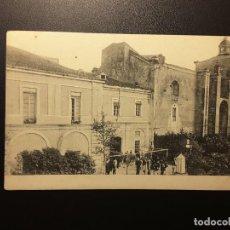 Postales: POSTAL BADAJOZ - 8. CUARTEL DE CASTILLA - ANTONIO ARQUEROS. Lote 191488218