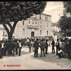 Postales: TRUJILLO (CACERES) - EL AYUNTAMIENTO - EDITOR A. DURAN TRUJILLO - Nº 10. Lote 191614611