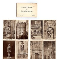 Postales: PLASENCIA.(CÁCERES).- BLOCK 10 VISTAS SERIA A. Lote 191615573