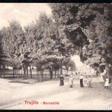 Postales: TRUJILLO (CACERES) - MERCADILLO - EDITOR A. DURAN TRUJILLO - Nº 11. Lote 191615611