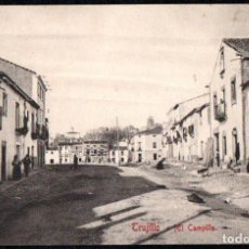 Postales: TRUJILLO (CACERES) - EL CAMPILLO - EDITOR A. DURAN TRUJILLO - Nº 9. Lote 191619395