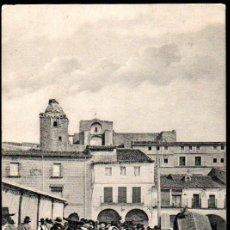 Postales: TRUJILLO (CACERES) - EN EL MERCADO - EDITOR A. DURAN TRUJILLO - Nº 26. Lote 191623628