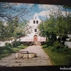 Postales: FUENTES DE LEÓN. PASEO DE SAN ONOFRE Y ERMITA. FRANCISCO MARTÍNEZ ADIEGO. . Lote 192640716