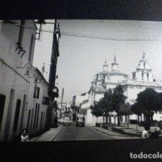 Postales: AZUAGA BADAJOZ VISTA DE LA PLAZA DEL CRISTO ED. FOTO ORTIZ POSTAL FOTOGRAFICA. Lote 193429660