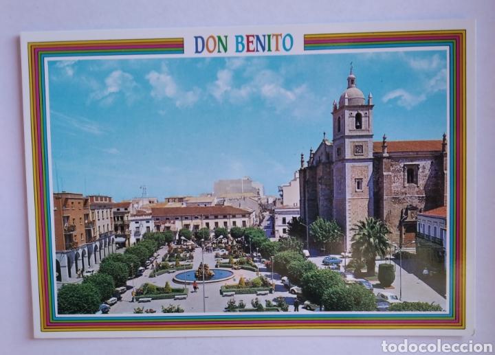 POSTAL 15 DON BENITO BADAJOZ ED ARRIBAS (Postales - España - Extremadura Moderna (desde 1940))