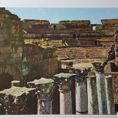 Cartoline: POSTAL MÉRIDA EXTREMADURA - ANFITEATRO ROMANO - 2021 EDICIONES ARRIBAS - 104X149MM SIN CIRCULAR. Lote 193779240