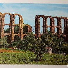 Postais: POSTAL MÉRIDA EXTREMADURA - ACUEDUCTO ROMANO - 91 EDICIONES ARRIBAS - 104X149MM SIN CIRCULAR. Lote 193779438