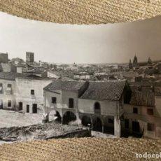 Postales: ANTIGUA POSTAL BADAJOZ VISTA PARCIAL Y PLAZA SAN JOSE NUM 3 . Lote 194125266