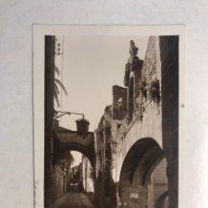 Postales: CÁCERES. POSTAL NO.26, ARCO DE LA ESTRELLA. EDITA: FOTO JAVIER (H.1950?) CIRCULADA..... Lote 194162125