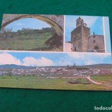 Postales: POSTAL MULTIFOTO DE FREGENAL (BADAJOZ). IMPRESO POR FITER. AÑO 1969.. Lote 194184596