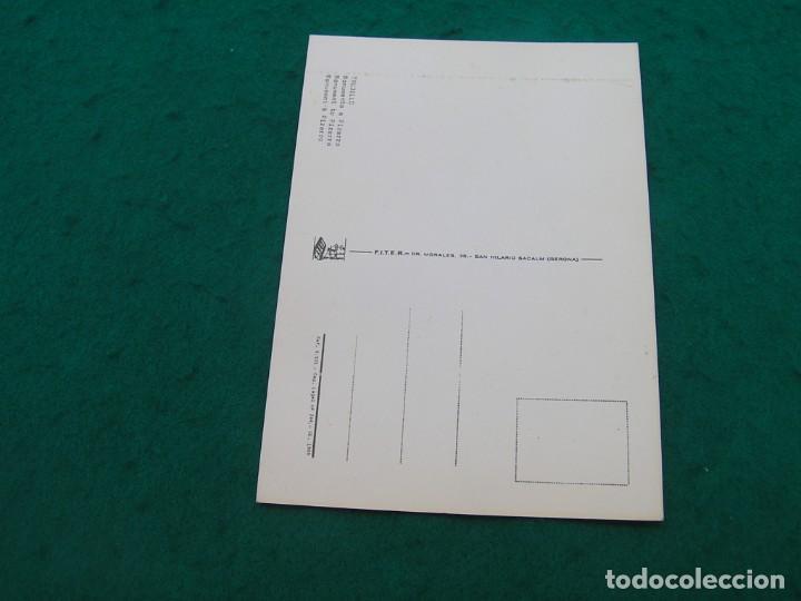 Postales: Postal del monumento a Pizarro en la plaza mayor de Trujillo ( Cáceres). - Foto 2 - 194185148