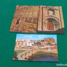 Postales: LOTE DE 3 POSTALES DISTINTAS DE PLASENCIA ( CÁCERES). ¿AÑOS 70?. Lote 194185436