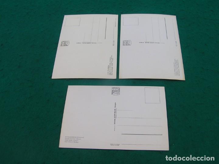 Postales: Lote de 3 postales distintas de Plasencia ( Cáceres). ¿Años 70? - Foto 2 - 194185436