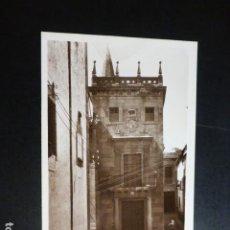 Postales: PLASENCIA CACERES CASA SOLARIEGA ESTREMEÑA. Lote 194244701