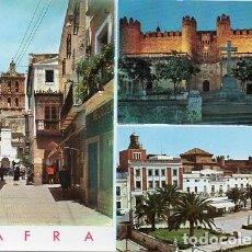 Postales: ZAFRA - 2008 VISTAS DIVERSAS. Lote 194282386