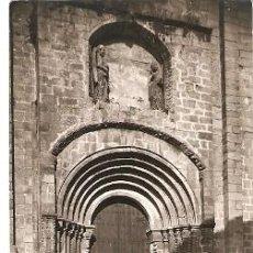Postales: POSTAL PLASENCIA. CACERES. CATEDRAL. PUERTA DE SANTA MARIA. 73-234. Lote 194713035