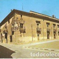 Postales: POSTAL ALMENDRALEJO. BADAJOZ. PALACIO DE MONSALUD. 73-242. Lote 194714783