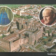 Postales: POSTAL CIRCULADA - GUADALUPE 8 - VISITA DE JUAN PABLO II - CACERES - EDITA PAISAJES ESPAÑOLES. Lote 194751932