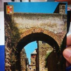 Postales: POSTAL CÁCERES ARCO DE ADARVE SIGLO CV N 16 ESCUDO DE ORO S/C.. Lote 195085416