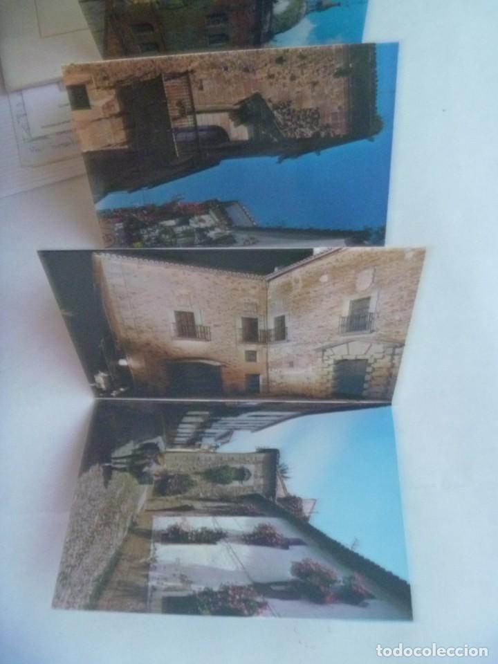 Postales: ACORDEON DE 10 POSTALES DE CACERES: ASI ES CACERES, ROMANTICA Y EVOCADORA - Foto 2 - 195201721