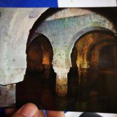 Postales: POSTAL CÁCERES ALJIBE ALMOHADE PALACIO DE LAS VELETAS N 20 ESCUDO DE ORO S/C. Lote 195216611
