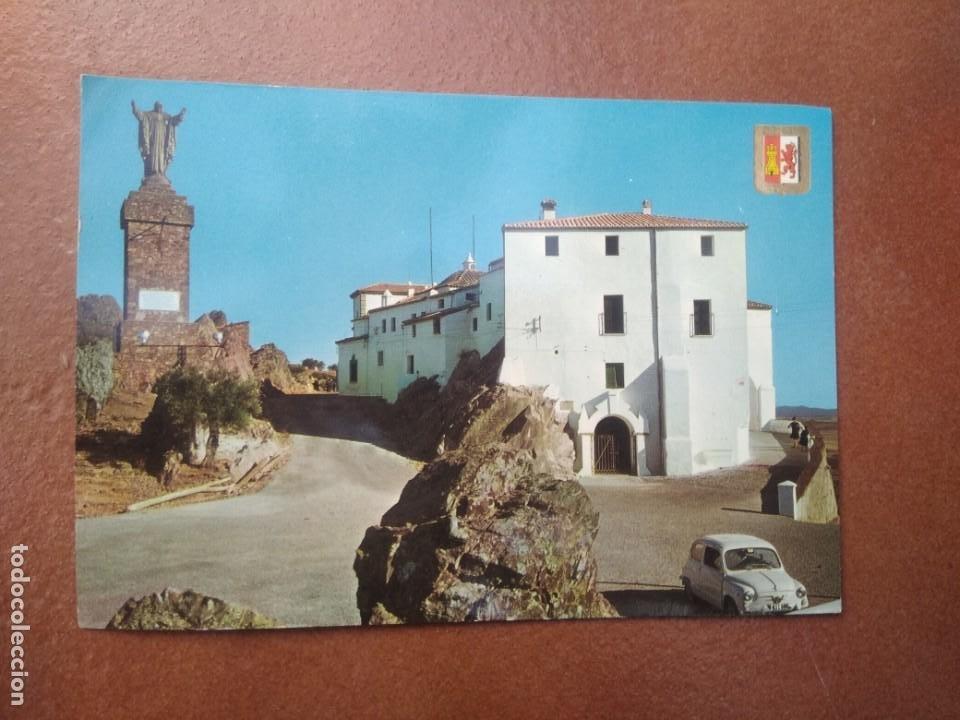POSTAL CACERES, SANTUARIO NUESTRA SEÑORA DE LA MONTAÑA (Postales - España - Extremadura Moderna (desde 1940))