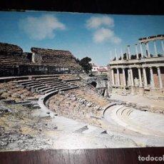 Postales: Nº 36188 POSTAL MERIDA TEATRO ROMANO. Lote 195256418