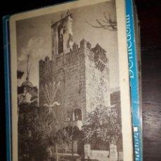 Postales: Nº 36310 POSTAL CACERES TORRE DE ABU JACOB BUJACO. Lote 195313826