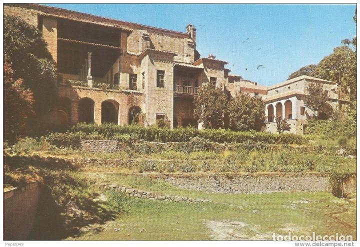 == B1427 - POSTAL - MONASTERIO DE SAN JERONIMO DE YUSTE - PARTE POSTERIOR DEL PALACIO Y MONASTERIO (Postales - España - Extremadura Moderna (desde 1940))