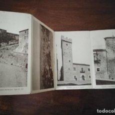 Cartes Postales: CUADERNO ACORDEÓN DE 12 POSTALES DE CÁCERES. VER FOTOS.. Lote 195735565