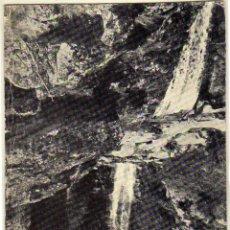 Cartes Postales: BONITA POSTAL - HERVAS (CACERES) - LAS CHORRERAS. Lote 197197332