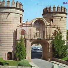 Postales: BADAJOZ PUERTA PALMA. Lote 197569780