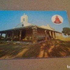 Postales: CAMPANARIO (BADAJOZ) SANTUARIO DE NUESTRA SEÑORA DE PIEDRA-ESCRITA PATRONA DE LA SERENA - AÑOS 70-80. Lote 197968278