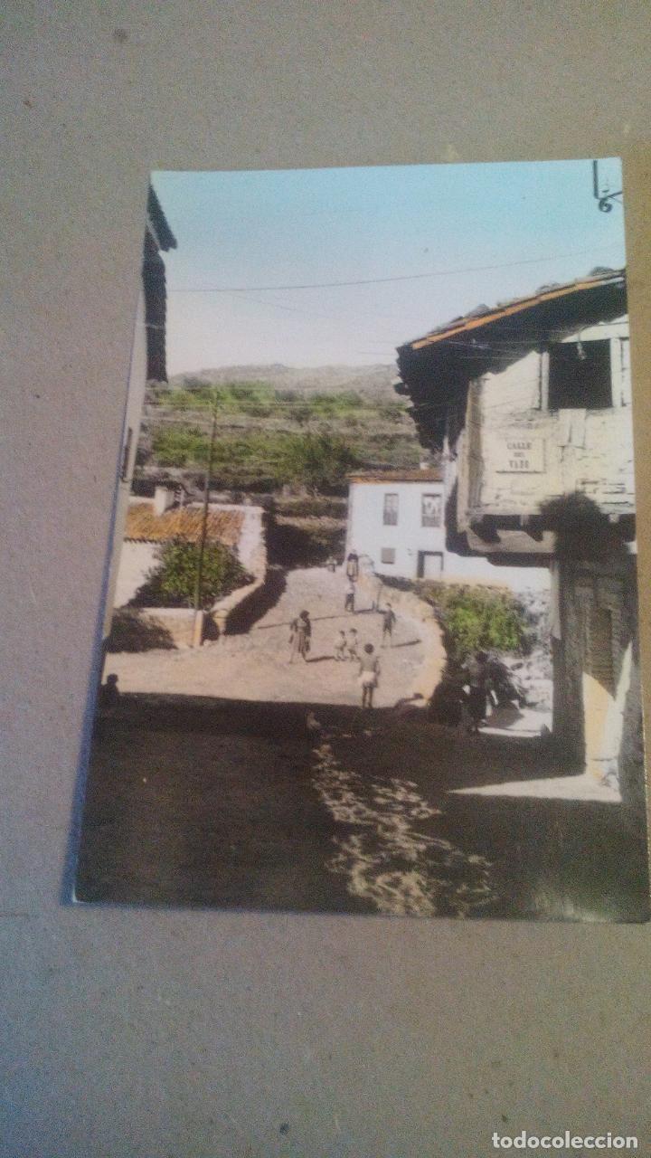 HERVAS - CACERES - PUENTE DE FUENTE CHIQUITA - COLOREADA - AÑOS 50-60 (Postales - España - Extremadura Moderna (desde 1940))
