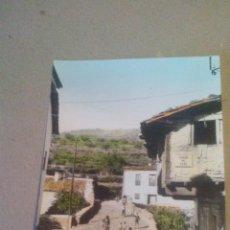 Postales: HERVAS - CACERES - PUENTE DE FUENTE CHIQUITA - COLOREADA - AÑOS 50-60. Lote 197968367
