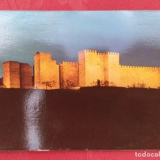 Postales: POSTAL ANTIGUA- 2005- TRUJILLO- EL CASTILLO - NOCTURNO- LE CHATEAU NOCTURNE. Lote 198471866