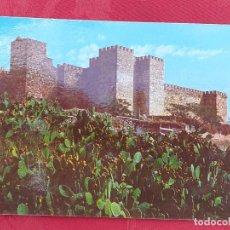 Postales: POSTAL ANTIGUA- TRUJILLO- EL CASTILLO - THE CASTLE LE CHATEAU. Lote 198472106