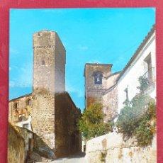 Postales: POSTAL ANTIGUA- TRUJILLO- ARCO DE SANTIAGO . Lote 198472438