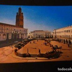 Cartes Postales: LLERENA BADAJOZ PLAZA DE ESPAÑA EXCLUSIVAS LIBRERIA JUCAR. Lote 198508818