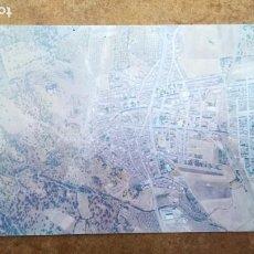 Postales: POSTAL BURGUILLOS DEL CERRO, VISTA AEREA, BADAJOZ, AÑO 1988-1991. Lote 198569583