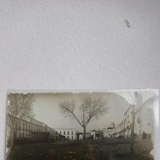 Postales: OLIVENZA BADAJOZ EXTREMADURA PASEO DE SAN FERNANDO 1913. Lote 199303597