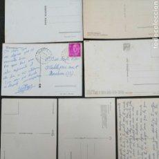 Postales: PEÑALSORDO, TALAVERA LA REAL, AZUAGA, ZAFRA, MERIDA, BAÑIS DE MONTEMAYOR. LOTE 19 POSTALES. Lote 199364706