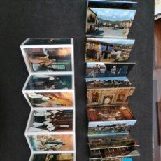 Postales: GUADALUPE, 2 LIBRITOS POSTALES DE VISTAS Y CUADROS. Lote 199365683