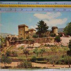Postais: POSTAL DE CÁCERES. AÑO 1969. CASTILLO DE JARANDILLA. 38 VISTABELLA. 198. Lote 200179608