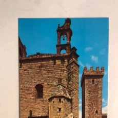 Cartes Postales: CÁCERES. POSTAL NO.10610. IGLESIA DE SAN MATEO. TORRE DE LAS CIGÜEÑAS. EDITA: BV (A.1970). Lote 200294071