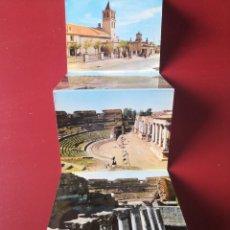 Cartes Postales: MERIDA DESPLEGABLE CON 6 POSTALES. Lote 204427152