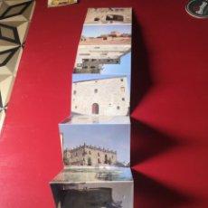 Postales: ALBUM DESPLEGABLE CACERES CON 9 POSTALES.. Lote 204439468
