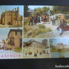 Postales: PLASENCIA CACERES VARIAS VISTAS. Lote 204678447